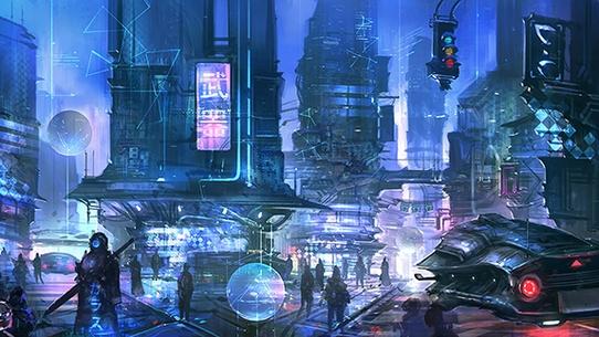 Выход Cyberpunk 2077, как элемент отображающий сегодняшнее общество