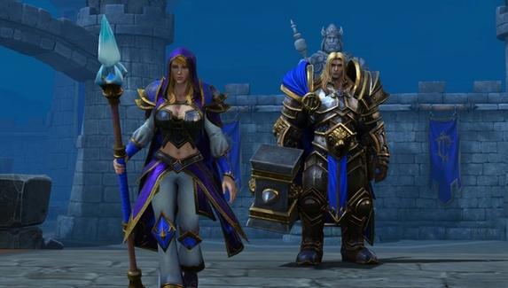 «Мою верхнюю половину показывали на канале Discovery». В сети появилась озвучка нежити из Warcraft III: Reforged