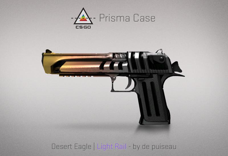 Prisma Desert Eagle