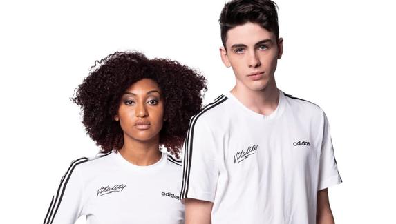 Adidas и Team Vitality представили коллекцию мерча