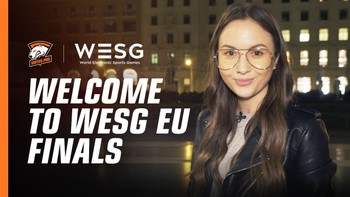 Welcome to WESG EU Finals in Barcelona