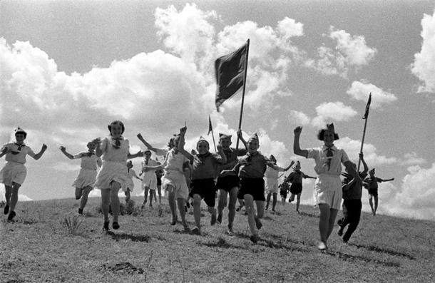 """Прообразом CTF была настоящая игра про захват флага: у советских пионеров ее называли """"Зарница"""""""