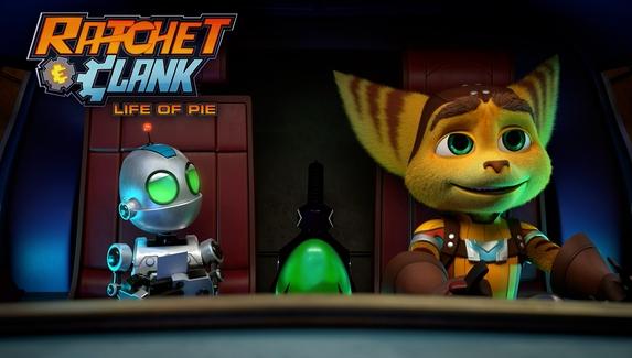 В сети неожиданно появился новый мультфильм по мотивам Ratchet & Clank