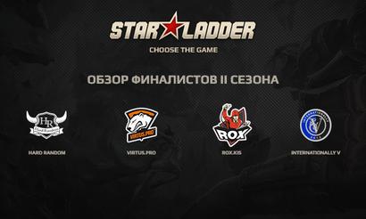 Представление команд-финалистов StarSeries