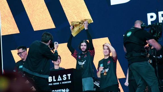 AVANGAR победила на BLAST Pro Series Moscow 2019