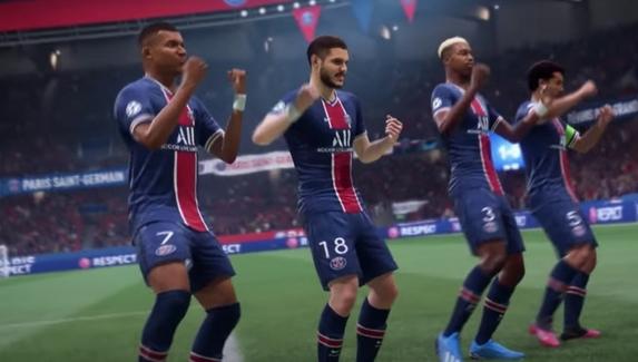 FIFA 21 стала самой скачиваемой игрой на PS4 в октябре