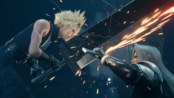 В новом трейлере Final FantasyVII показали особенности версии для PS5