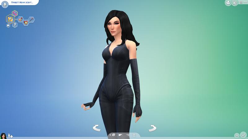 Йеннифэр в деревне   Обзор дополнения «Загородная жизнь» в The Sims 4