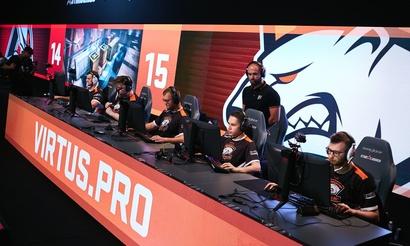 Virtus.pro сыграет с MVP PK на ZOTAC Cup Masters 2018