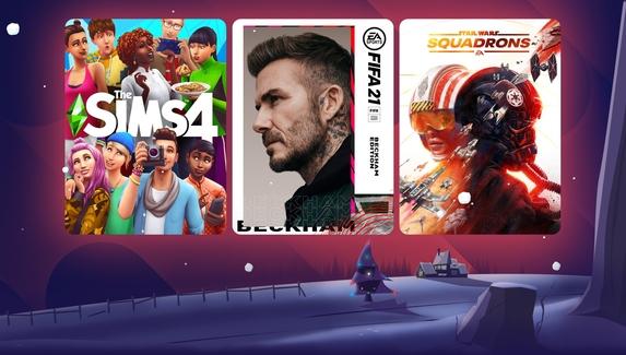 В Origin стартовала новогодняя распродажа — FIFA 21, NFS Heat и Battlefield V по скидке