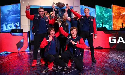 Команды из СНГ вышли в финал 2018 Rift Rivals
