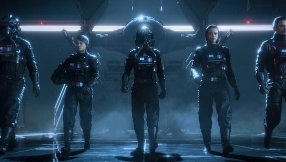 Star Wars: Squadrons стала лидером цифрового чарта Великобритании