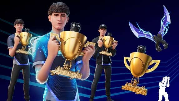 Чемпион мира по Fortnite получит собственный игровой образ