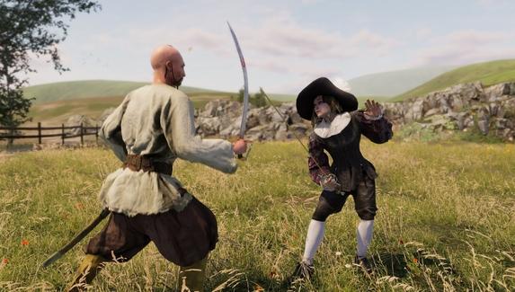 Аниматор The Witcher 3 выпустил фехтовальный файтинг с казаками и мушкетёрами