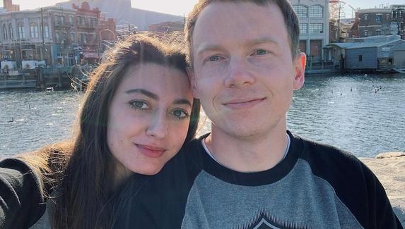 Ppd и Юлия Крамник поженились