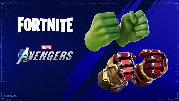 Участники беты Marvel's Avengers смогут получить «руки Халка» для Fortnite
