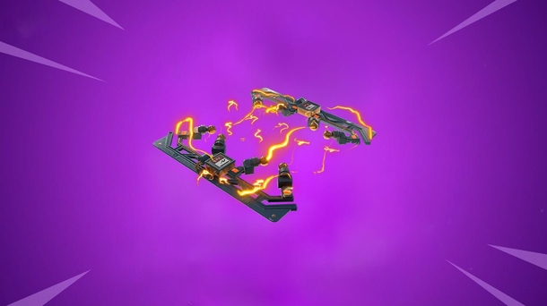 Электрическая ловушка Источник: Epic Games