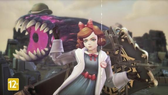 В Heroes of the Storm запустят событие «Ограбление Алого казино»