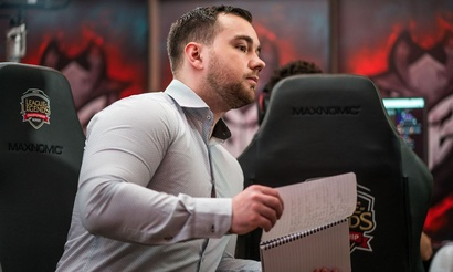 YoungBuck стал тренером Fnatic по League of Legends