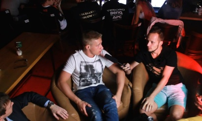 DreamHack Moscow 2014: Ток-шоу «Лысый на стуле»