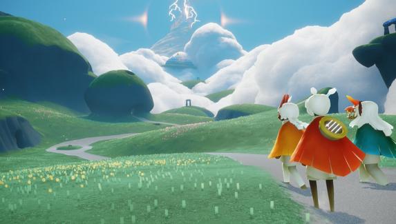 На Android вышла Sky: Children of the Light от создателей Journey