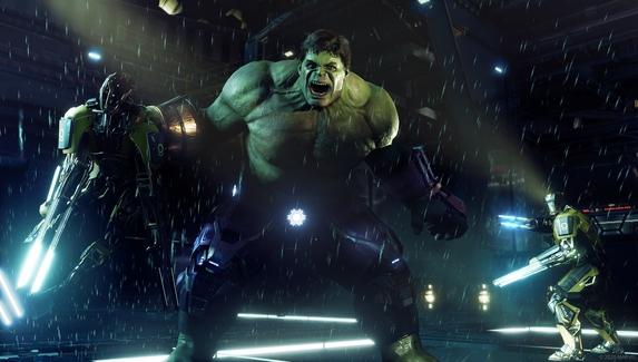 Увеличенное разрешение и новые эффекты — анализ обновления Marvel's Avengers для PS5