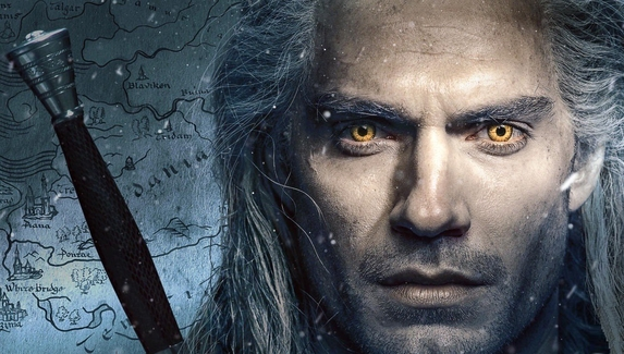 Netflix выпустила три постера «Ведьмака»