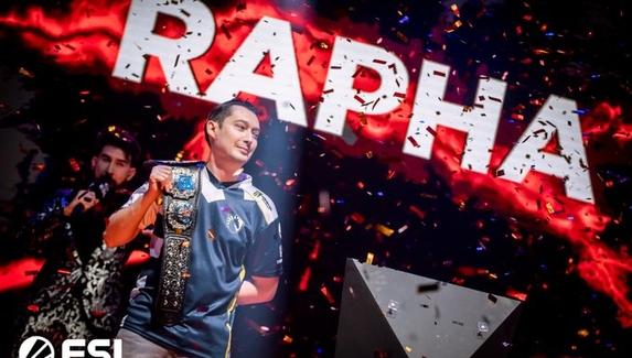 Rapha победил на Quake World Championship 2020