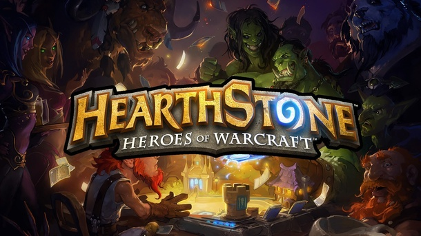 Изначально Blizzard Entertainment продвигала Hearthstone с акцентом на сеттинг Warcraft, но вскоре приписка Heroes of Warcraft стала не нужна