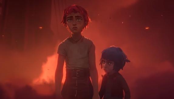 Riot выпустила тизер анимационного сериала по League of Legends