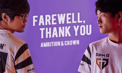 Ambition и Crown покинули основной состав Gen.G Esports
