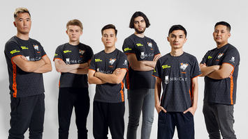 Nowy skład drużyny CS:GO