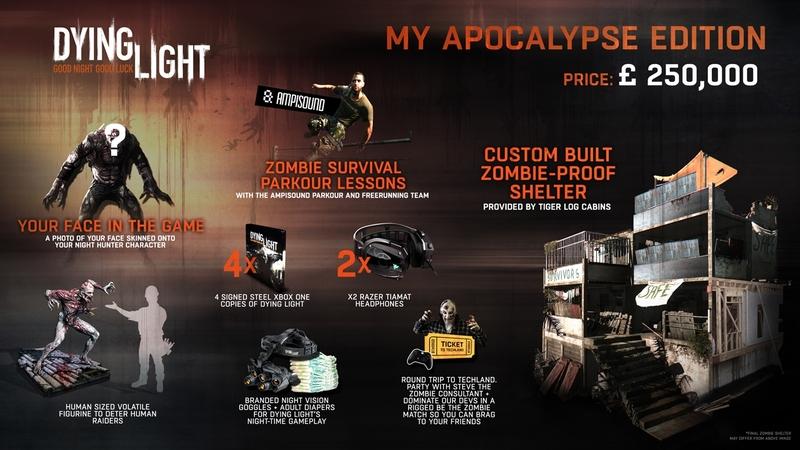Dying Light My Apocalypse Edition
