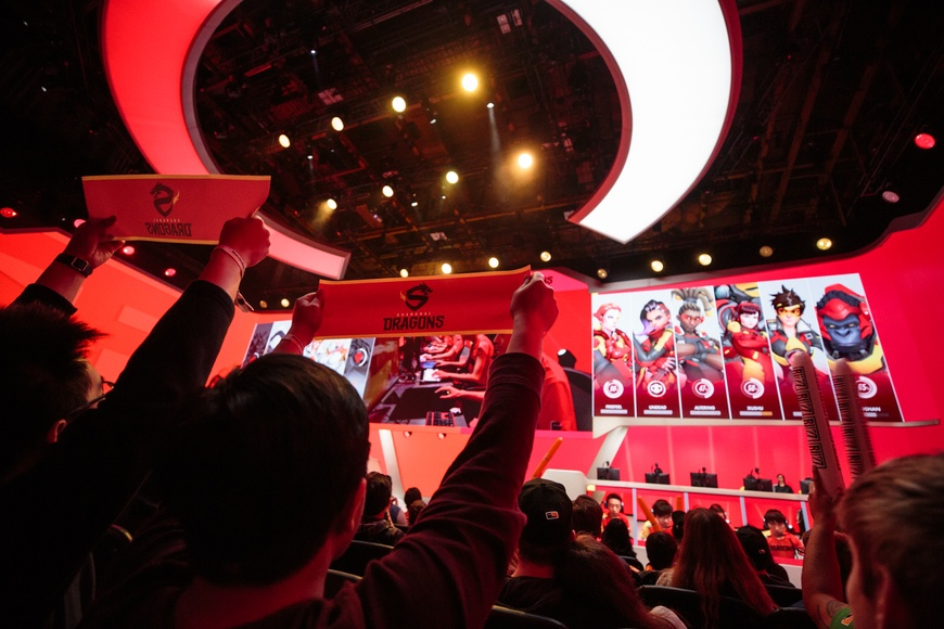 OWL plans to add more teams with the start of Season 2