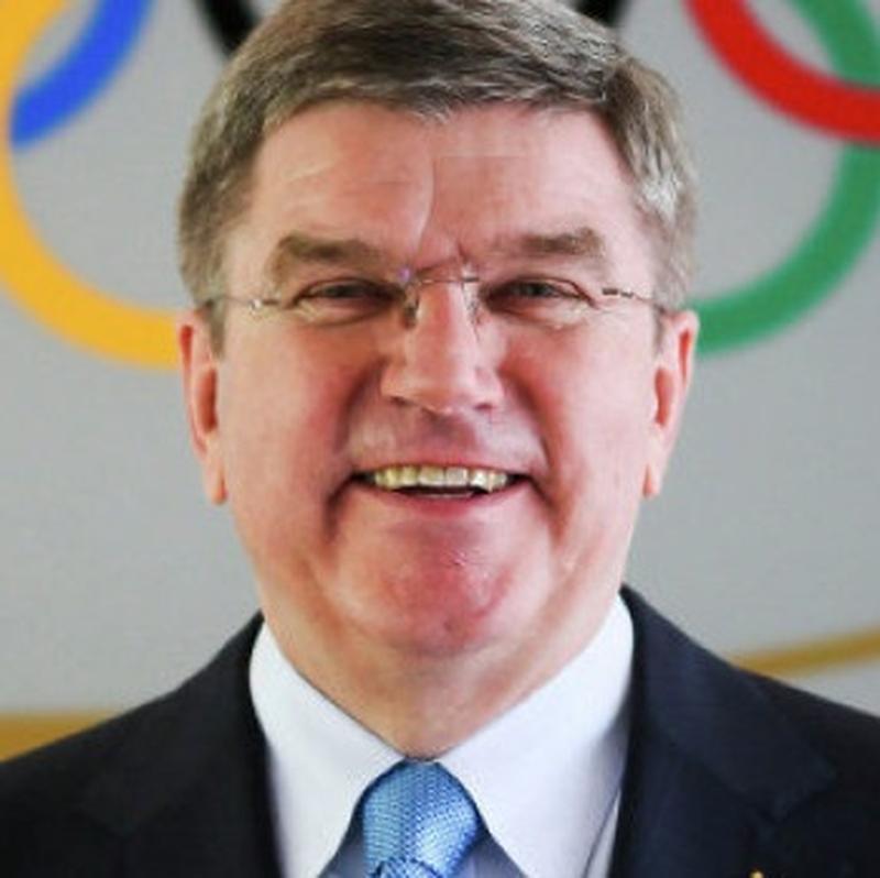 Томас Бах, президент МОК