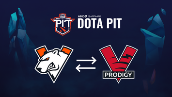 VP.Prodigy will replace Virtus.pro in OGA Dota PIT Season 2