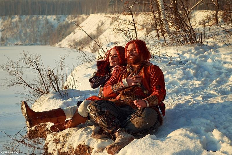 Источник: vk.com/milliganphotos