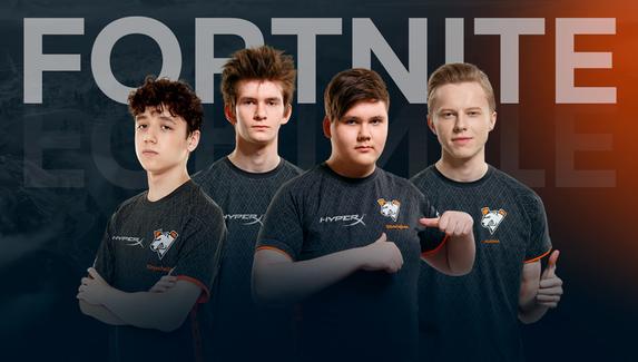 Virtus.pro закрыла подразделение по Fortnite