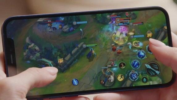 На презентации iPhone 12 показали геймплей League of Legends: Wild Rift