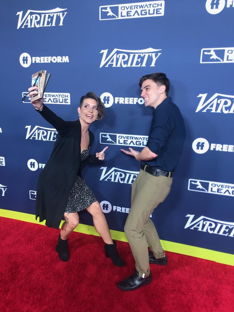 Вечеринка Variety's Power of Young Hollywood. Источник: Twitter