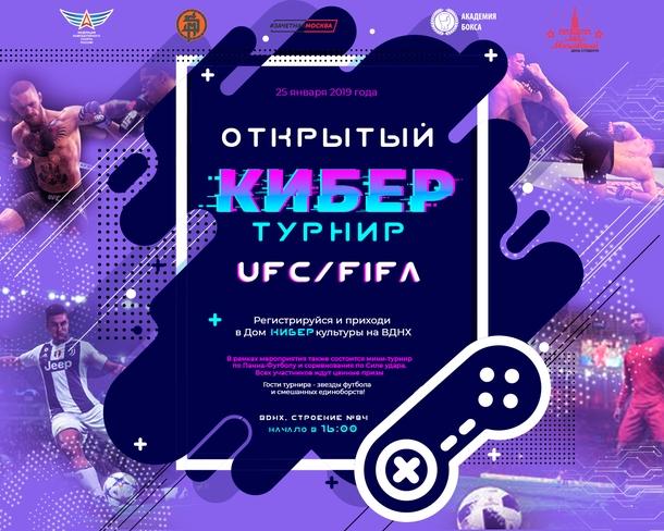 FIFA19 и UFC3