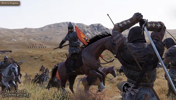 Mount & Blade II: Bannerlord возглавила чарт Steam вторую неделю подряд