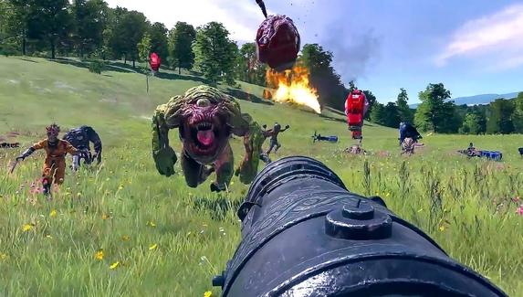Разработчики Serious Sam 4 в новом видео рассказали о подходе к франшизе