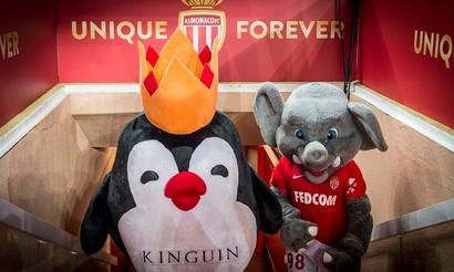 Kinguin стала партнером ФК «Монако»
