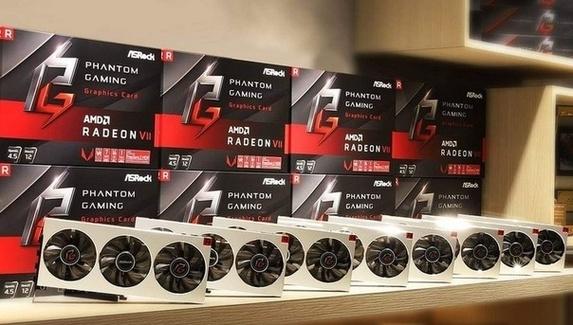 AMD выпустит конкурента RTX 2070 и GTX 1080 по цене $250