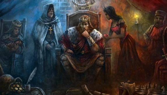 В Crusader Kings III игроки смогут соблазнить Папу Римского