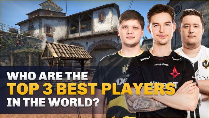 Не только s1mple — представители FaZe, Fnatic и других команд назвали лучших игроков в CS:GO