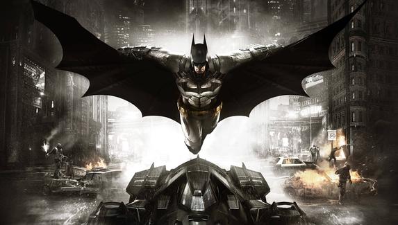 В Steam началась распродажа игр про Бэтмена со скидками до 80%
