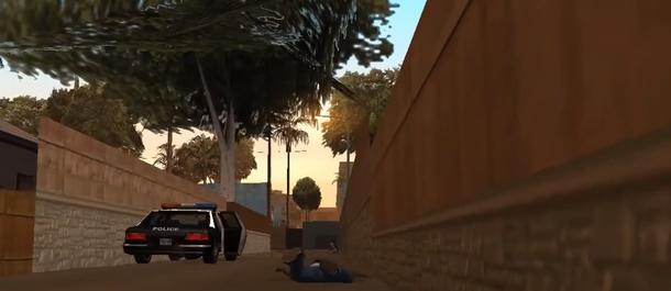 Кадр из GTA: San Andreas сложно не узнать. Что будет дальше?