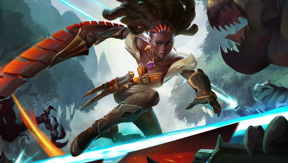 Blizzard представила второго оригинального героя Heroes of the Storm
